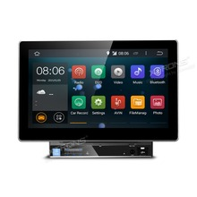 """XTRONS 10.1""""2 din Car DVD Player Android 4.4.4 Quad Core touch Screen autoradio 1024*600 HD1080P Video GPS Screen Mirroring OBD2(China (Mainland))"""