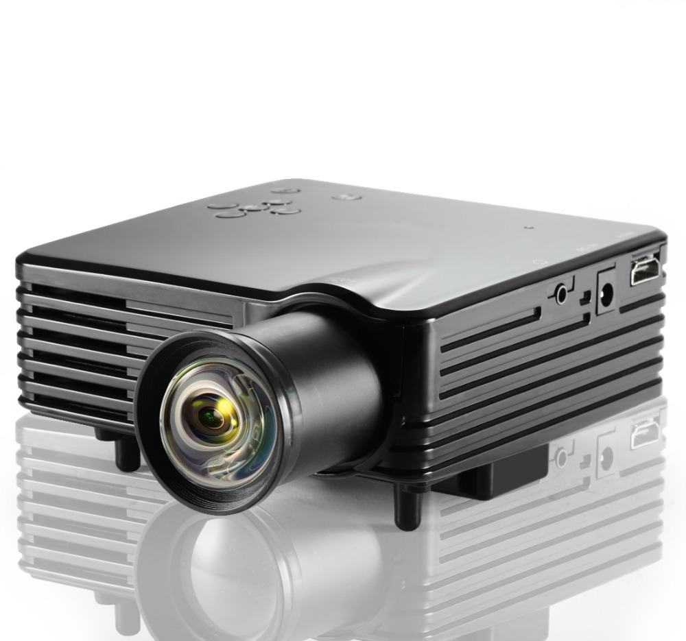 Cheapest mini projector 2015 new led projector better for Top rated pocket projectors