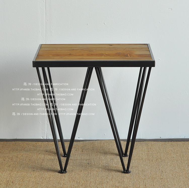 Fotos de excelente mesa deedor con base en hierro forjado for Mesas de hierro forjado