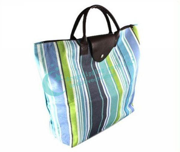 ECO Foldable Waterproof Reusable Shopping Tote Bag B Hot Drop/Free Shipping(China (Mainland))