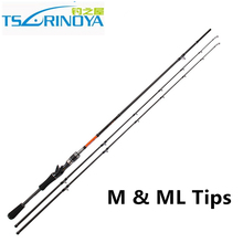 Free Shipping Trulinoya Joy Together 2 Tips M & ML Casting Fishing Rod 2.1m Sea Fishing Equipment(China (Mainland))