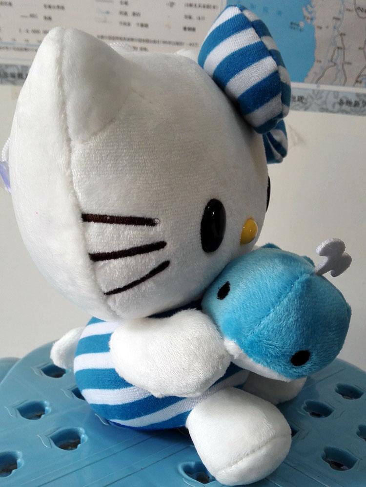 Hello Kitty Plush Toys : New arrival cm kawaii hello kitty toys soft stuffed
