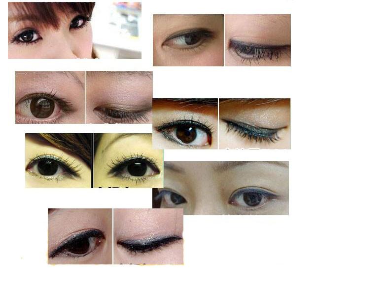 Подводка для глаз Black eyeliner 0.99USD 2  eyeliner pen