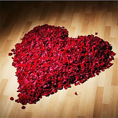 30 Colours ON Sale 100pcs 5.5cm Silk Rose Flower Petals For Wedding Table Decorations Event Party Supplies Multi Color(China (Mainland))