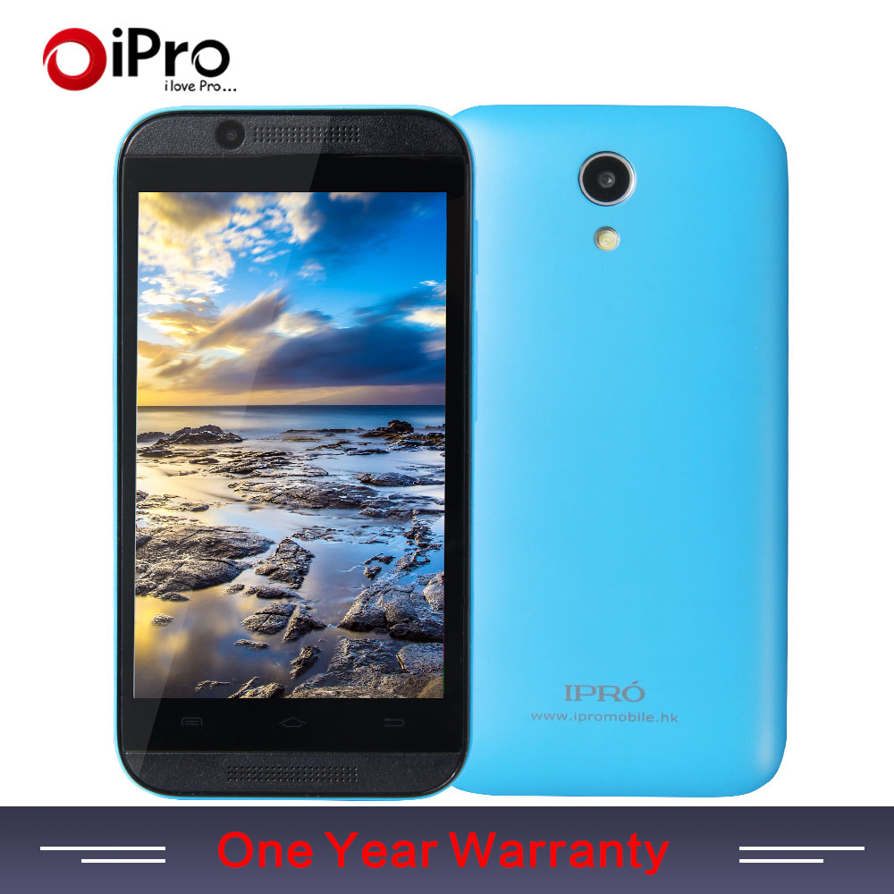IPRO Wave 4.0 Brand Original MTK6572 4.0 Inch Dual Core Smartphone Cell Phone 512M RAM 4GB ROM Android 4.4 Unlocked Mobile Phone(China (Mainland))