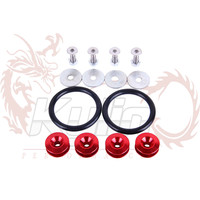KYLIN -   Quick Release Fasteners are ideal for front bumpers, rear bumpers, and trunk / hatch lids with logo