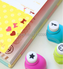 New  DIY Printing Paper Punch  Kids Craft Tool Card Cutter Scrapbook  Hole Punch(China (Mainland))