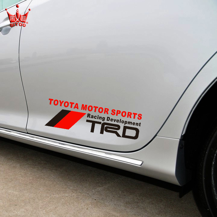 Graphics For Toyota Trd Decal Graphics Www Graphicsbuzz Com