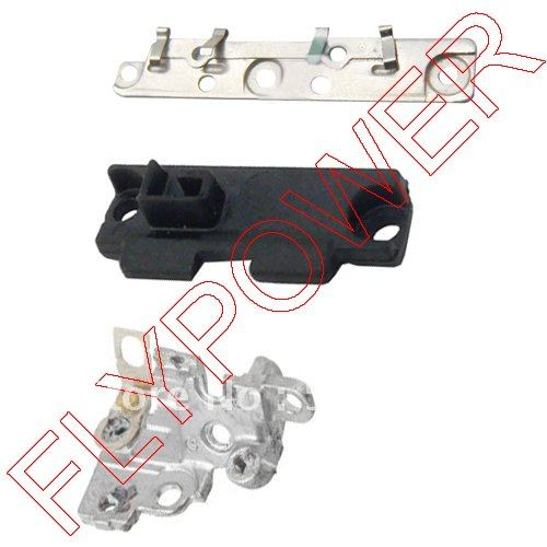 For iphone 3g 3gs volume mute power button inner holder bracket 3 in 1 by free shipping; 10pcs/lot