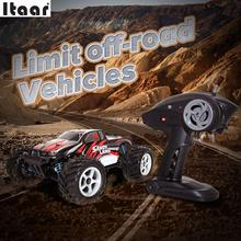 Buy 1:18 2.4Ghz Radio Remote Control Rechargeable Off-Road RC Car Vehicle Truck 9300 for $97.64 in AliExpress store