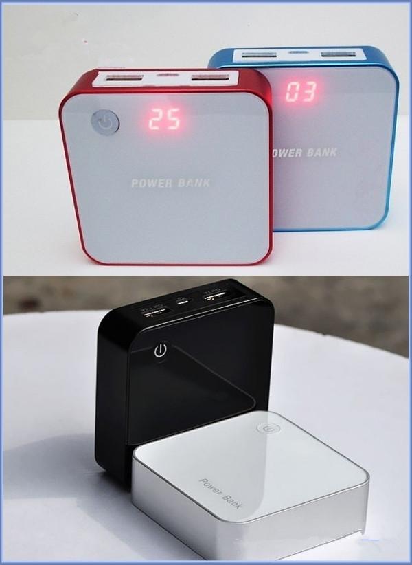 universal portable power bank 7800 for samsung galaxy mega(China (Mainland))