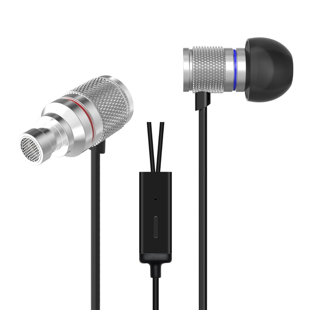 2016 New Arrival KZ HDS3 Metal Bass In-Ear W/ Wheat Lines High Fidelity Control Earbuds Earphone(China (Mainland))