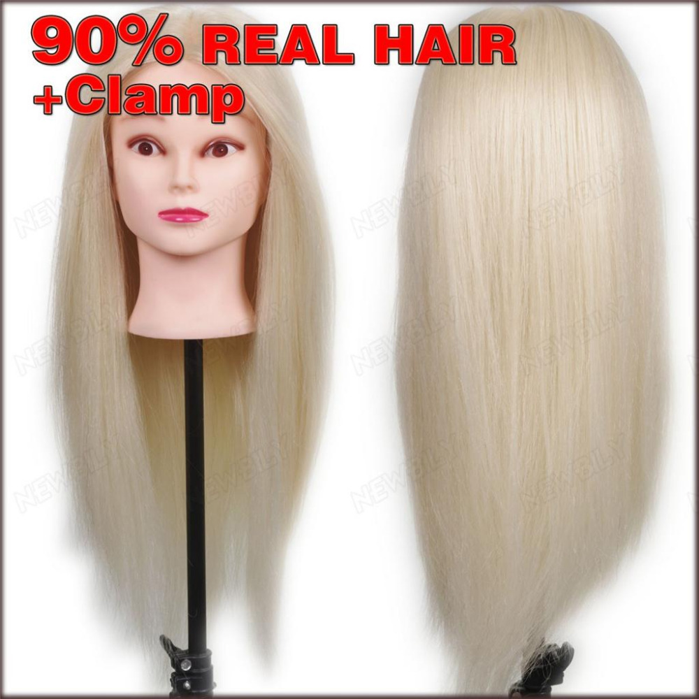 practice Hairdressing Mannequin cosmetology hair styling mannequins ...