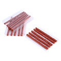 50 in 1 Set 100mm Tubeless Tire Tyre Puncture Repair Strip Kit Plug Auto Car Bike