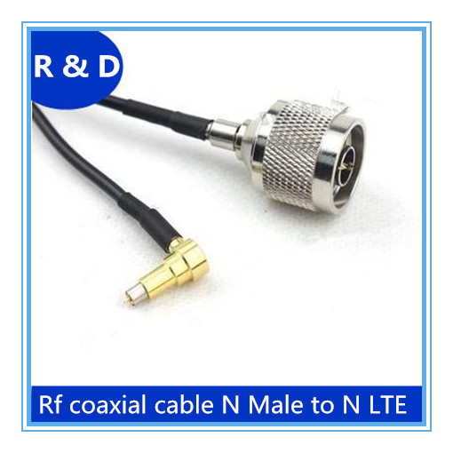 RF switch cable patch cords coaxial N male to LTE RG174 0.15 meter can be customized free shipper(China (Mainland))
