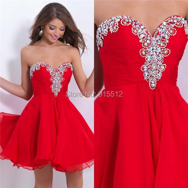 2015 Sexy Cheap Red Designer