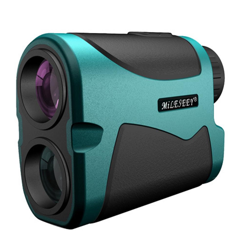 Mileseey PF110A 1000M laser distance meter laser range finder for hunting golf laser range finder golf laser rangefinder Blue(China (Mainland))