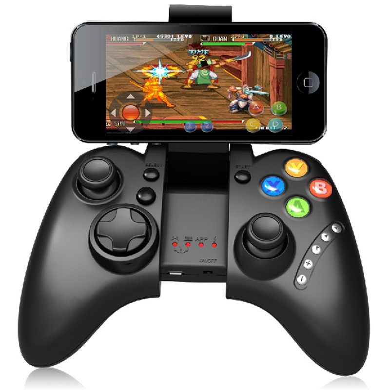 100% iPega PG-9021 Wireless Bluetooth Game Gaming Controllers Joystick Gamepad for iOS Android MTK cell phone Tablet PC TV BOX(China (Mainland))