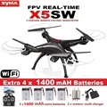 SYMA X5SW X5SW 1 FPV Drone X5C Upgrade WiFi Camera Real Time Video RC Quadcopter 2