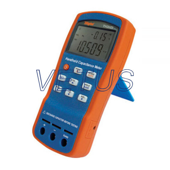 4 1/2 digits and 11,000 readings Handheld Capacitance Meter tester TH2622<br><br>Aliexpress
