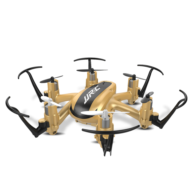 JJRC H20 Mini Drone 2.4G 4CH 6 Axis Hexacopter One-key-return RC Quadcopter 3D Rollover Headless Model Remote Control Helicopter(China (Mainland))