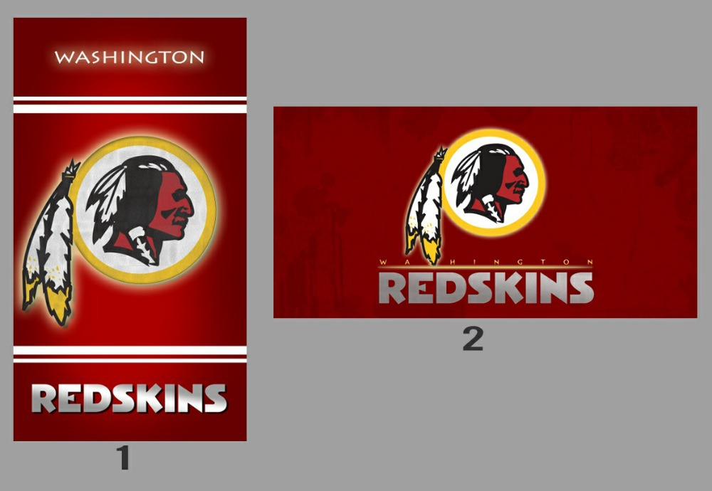 Free Shipping 140X77cm beach towel Washington Redskins bathtowel Microsoft towel NFL towels rugby towel(China (Mainland))