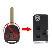 Buy Free Modified Foldimg Remote Key Shell Flip Case Fob 3B Toyota Camry (3D Carbon Fiber Sticker) TOY43 for $12.90 in AliExpress store