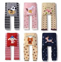 Baby Kid Boy Girl PP Novelty Pants Legging Cute Pattern Trousers Size S M L