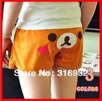 K3 RK01 Free Shipping Kawaii Rilakkuma Home Shorts
