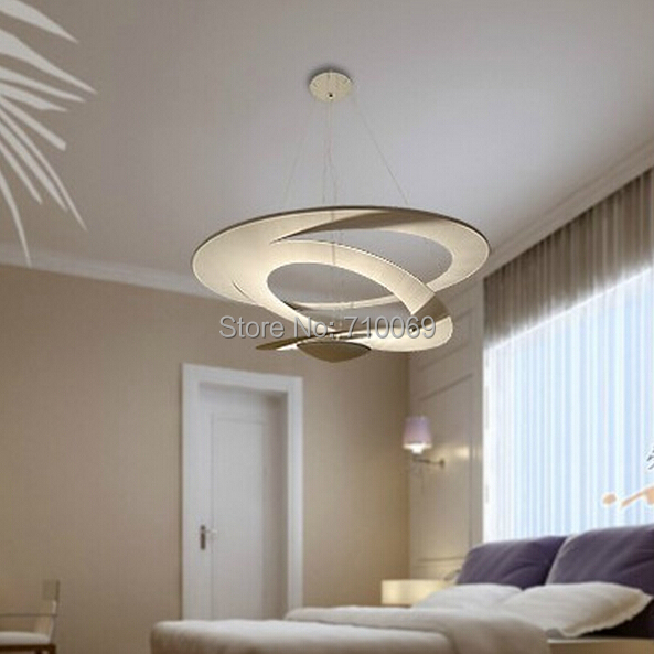 Dia 50CM Modern Pendant Lighting White YSL ML0017Free