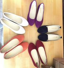 New Women Shoes Women Ballet for Women's Flat Shoes Alpargatas Loafers Casual Shoes Woman Drop Shipping w015