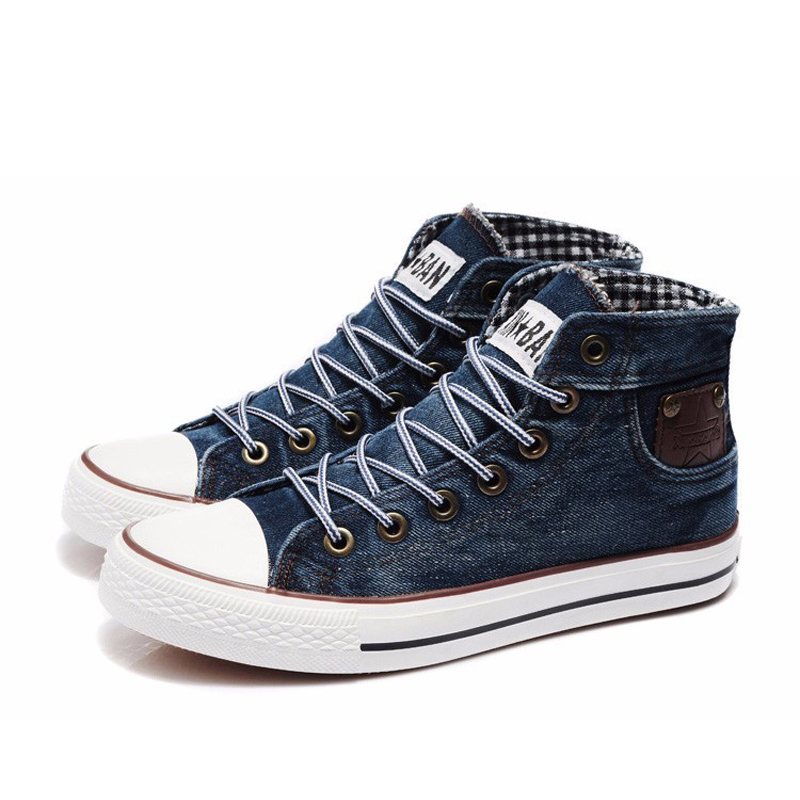 new arrival shoes 2016 high top brand canvas