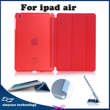 Hot sale For iPad Air Case Cover Stand Tablet Designer Leather Cover For Apple iPad 5 Tablet Case for ipad air