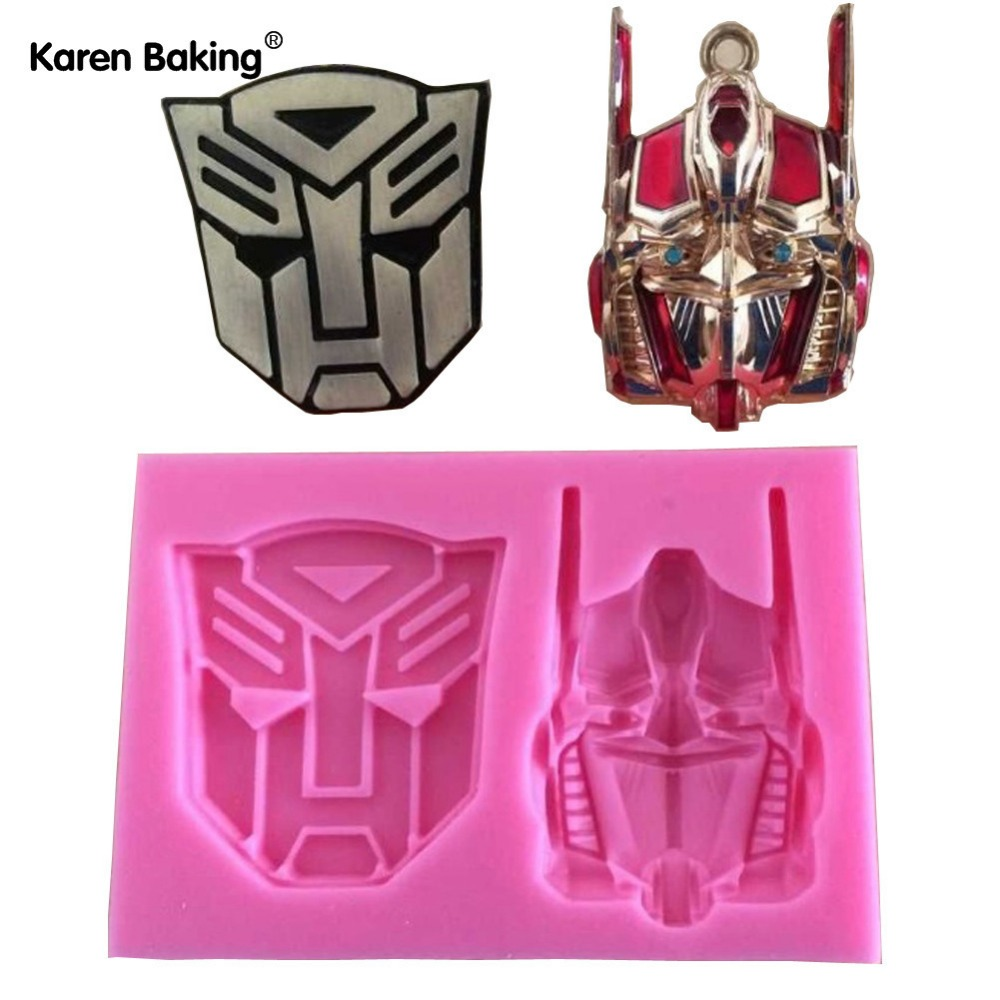 New Arrival Famous Classical Figure Shape 3D Silicone Cake Mold Dining Bar Non-Stick Cake Decorating Fondant Soap Mold-C555(China (Mainland))