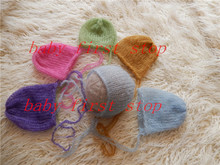 newborn photography props hat,  Mohair hat,hat.(China (Mainland))