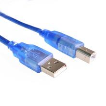 usb cable for arduino with UNO R3 ATMEGA328P-PU/ATMEGA8U2 and Mega 2560 R3 Mega2560 REV3 ATmega2560-16AU Board(China (Mainland))