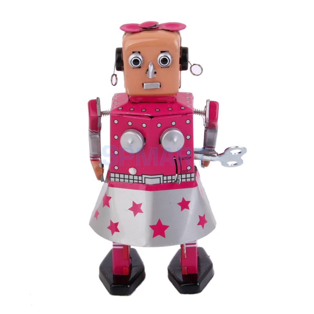 Venus Robot Retro Wind Up Tin Toy(China (Mainland))