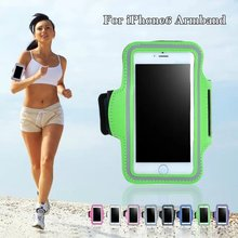Waterproof Sport Running Case Workout Holder Pounch For iP6 Cell Mobile Phone Arm Bag Band GYM Fashion