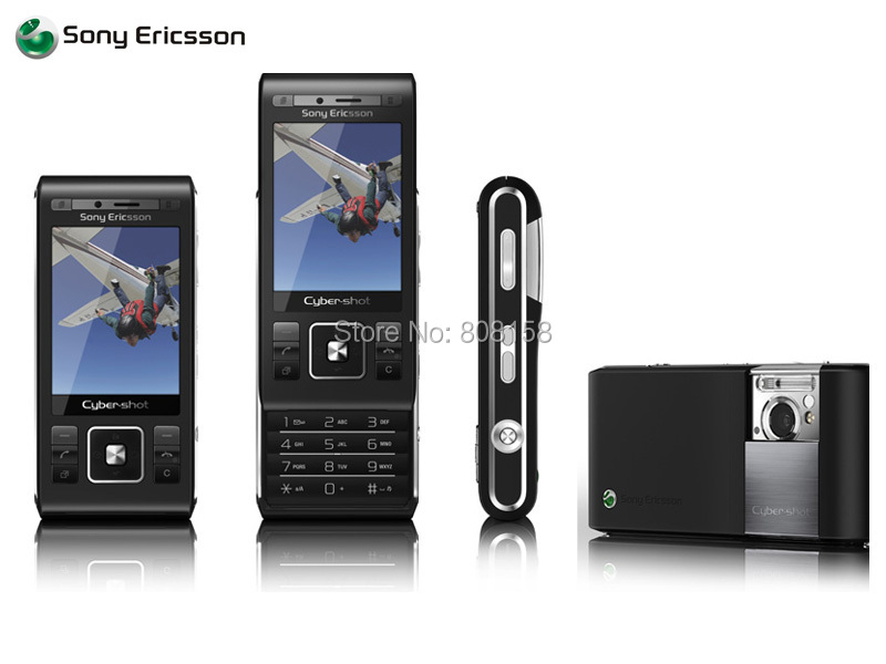 C905 Original Unclocked Sony Ericsson C905 Mobile phone 8MP Camera 3G GPS WIFI Russian keyboard Support Free Shipping(China (Mainland))