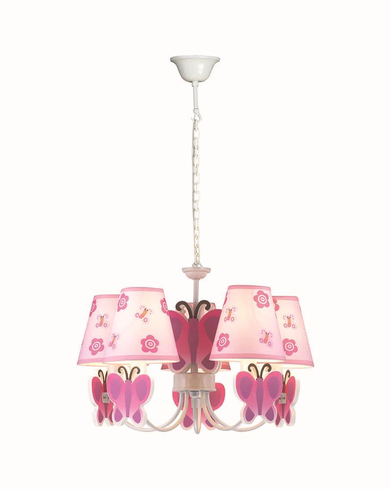 Roze Kroonluchter Lamp-Koop Goedkope Roze Kroonluchter Lamp loten van ...