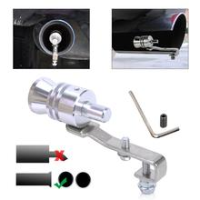 Car Turbo Sound Whistle Muffler Exhaust Pipe Blow-off Valve Simulator Wholesale Silencer for Toyota Audi BMW VW Mercedes Nissan(China (Mainland))