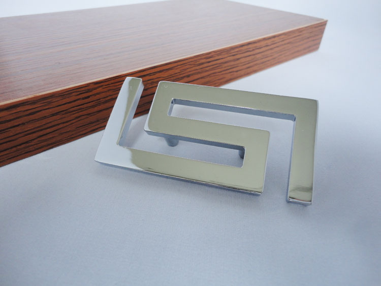 ordinary Contemporary Kitchen Door Handles #7: ... cabinet knobs . Modern ...