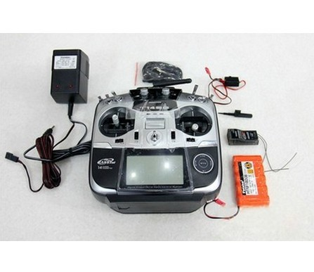 Futaba 14SG 2.4Ghz FASSTest 14ch Transmitter &amp; R7008SB HV Receiver for RC Helicopter Multicopter<br><br>Aliexpress