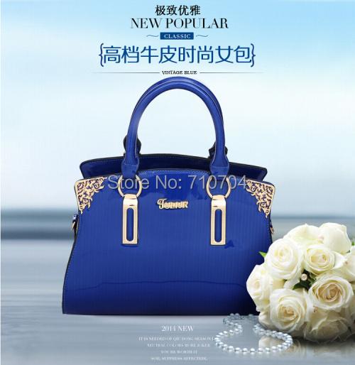2015 new fashion handbags women ,high-grade leather handbags bags handbags women famous brands free shipping(China (Mainland))