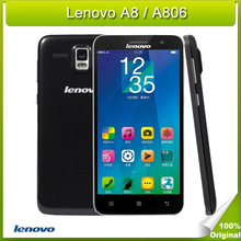 Lenovo A8 A806 Octa Core MTK6592+MTK6290 1.7GHz RAM 2GB ROM 16GB 5.0Inch IPS Screen Android 4.4 4G Smart Phone FDD-LTE WCDMA GSM
