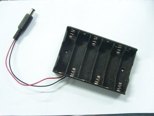 Special section 6 5 battery packs to DC
