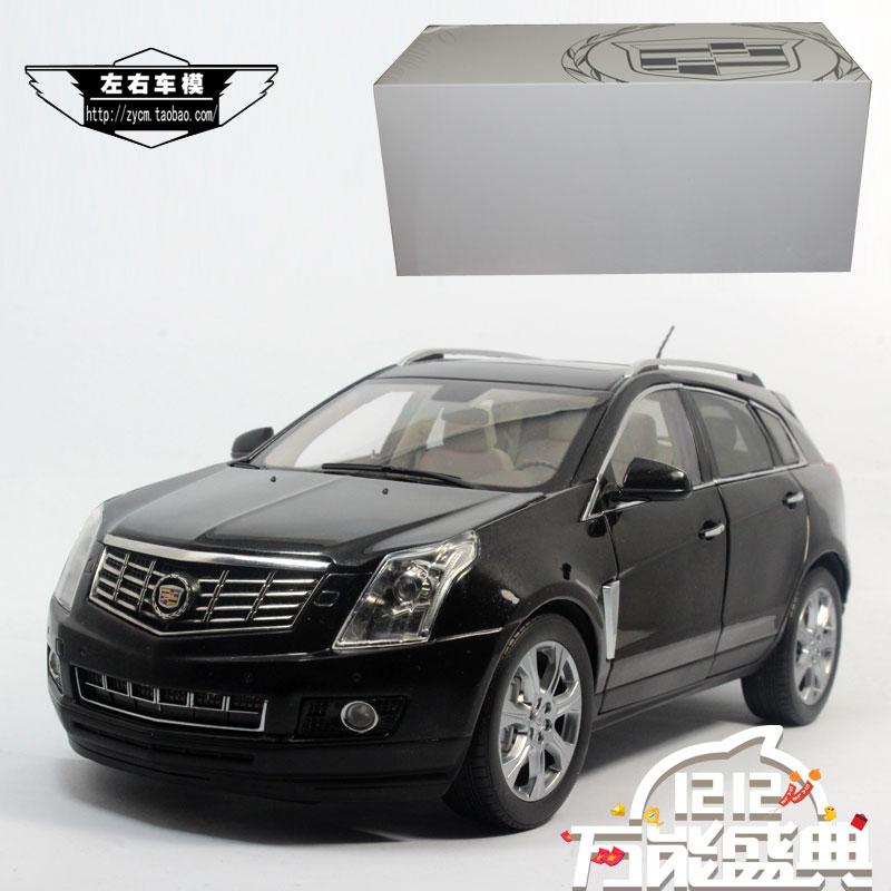General Purpose Factory 1:18 Cadillac SRX 2014 Off Road