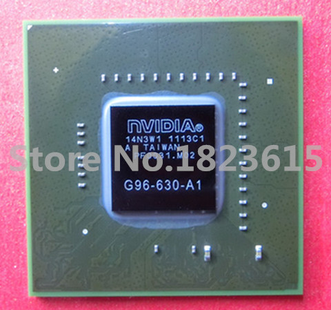 Free Shipping NVIDIA G96-630-A1 G96 630 A1 ORIGINAL 100% NEW Chipset With Balls IC BGA chip(China (Mainland))