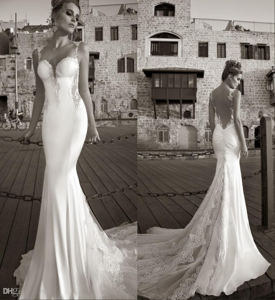 2015 wedding dresses sexy spring sweetheart backless for Backless wedding dress bra