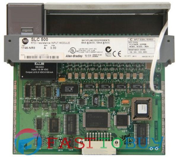 1746-NT4 Allen-Bradley PLC 1746 RTD and Thermocouple Modules 4 Input 16 Bits New<br><br>Aliexpress